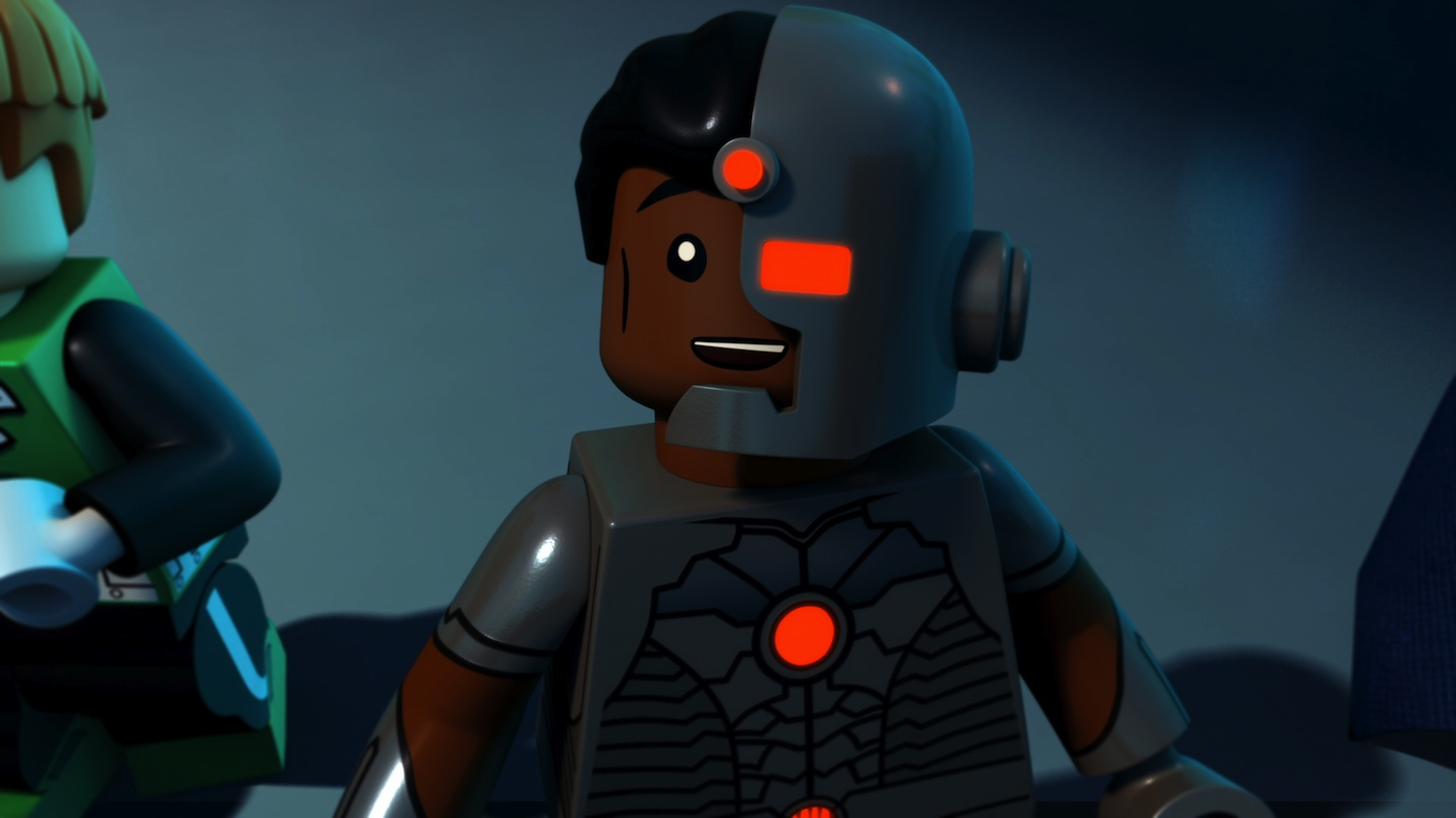 Image result for cyborg lego