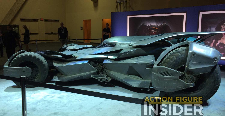 "Action Figure Insider » BATMOBILE FROM ""BATMAN v SUPERMAN ..."
