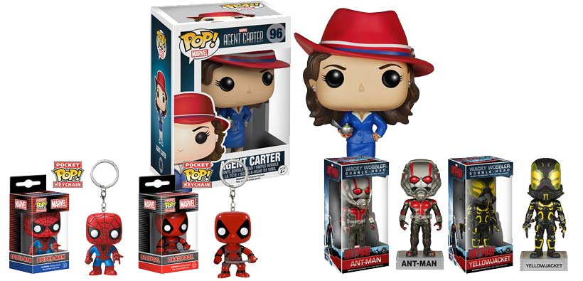 Agent Carter Toys : Action figure insider marvel madness in pop pocket