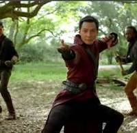 "Sunny (Daniel Wu) ""Into the Badlands"" Premieres November 15 at 10pm ET/PT on AMC"