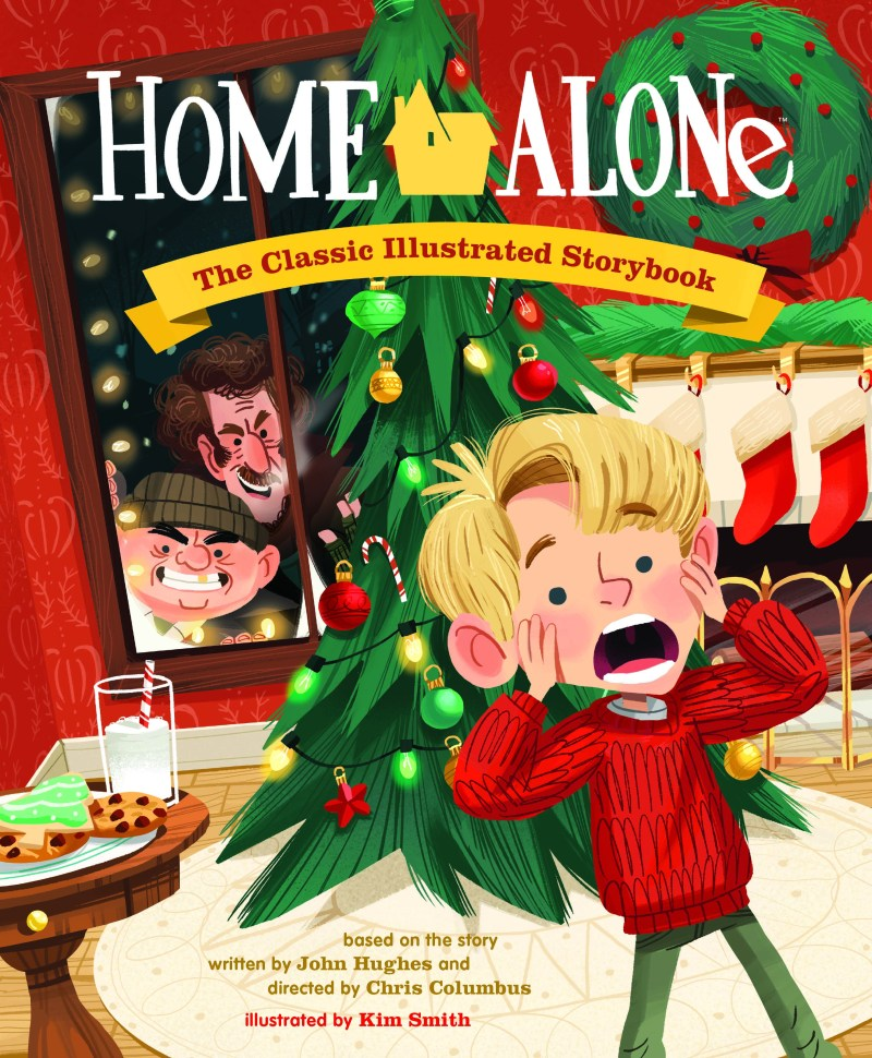 Home Alone The Classic Illustrated Storybook