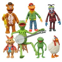 MuppetsSelectFigures