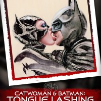 dc-comics-catwoman-&-batman-tongue-lashing-art-print-500200-01
