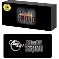 Suicide Squad Pewter Keyring Box Set