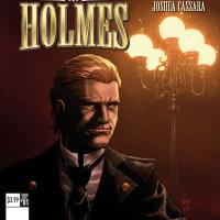 Mycroft SDCC Cover