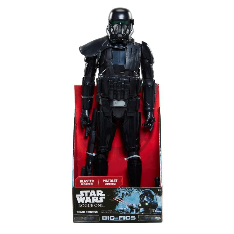 Jakks Pacific Reveals Rogue One Figures: Jakk's Star Wars Line