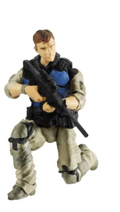 G.I. Joe Tactical Nina Team 3 Pack C