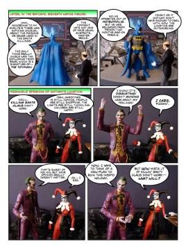 Batman How the Joker Stole Christmas 08