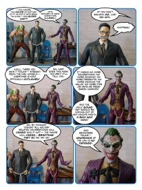 Batman How the Joker Stole Christmas 16
