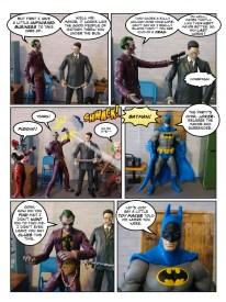 Batman How the Joker Stole Christmas 22