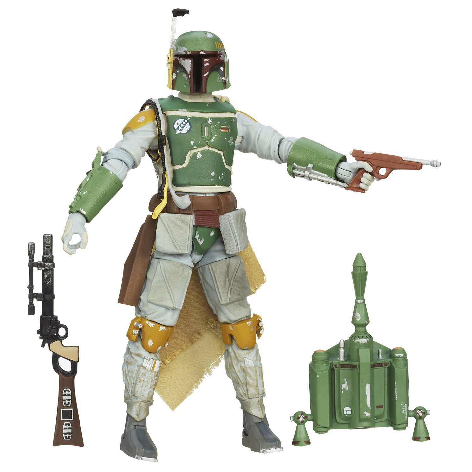 star wars the black series boba fett figure 6 inches. Black Bedroom Furniture Sets. Home Design Ideas