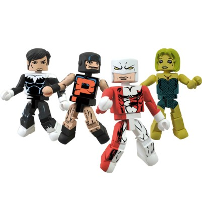 Alpha Flight Minimates Series 1 Box Set