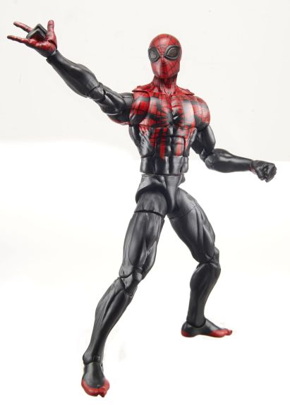 SPIDERMAN LEGENDS 6inch INFINITE SERIES Superior Spiderman A6658