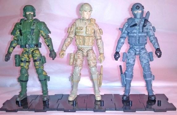 Marauder Task Force Gaming Figures 04