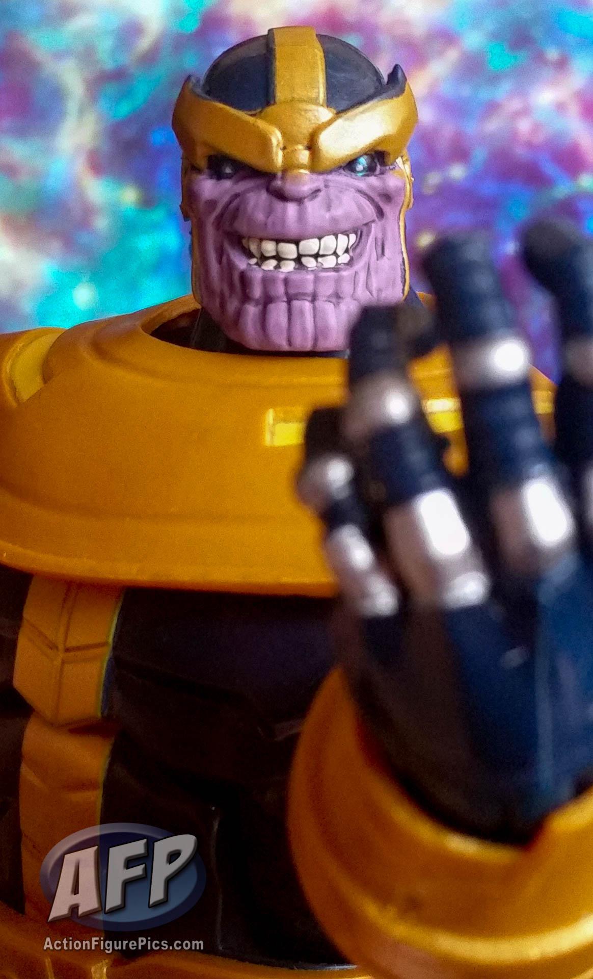 Thanos dating