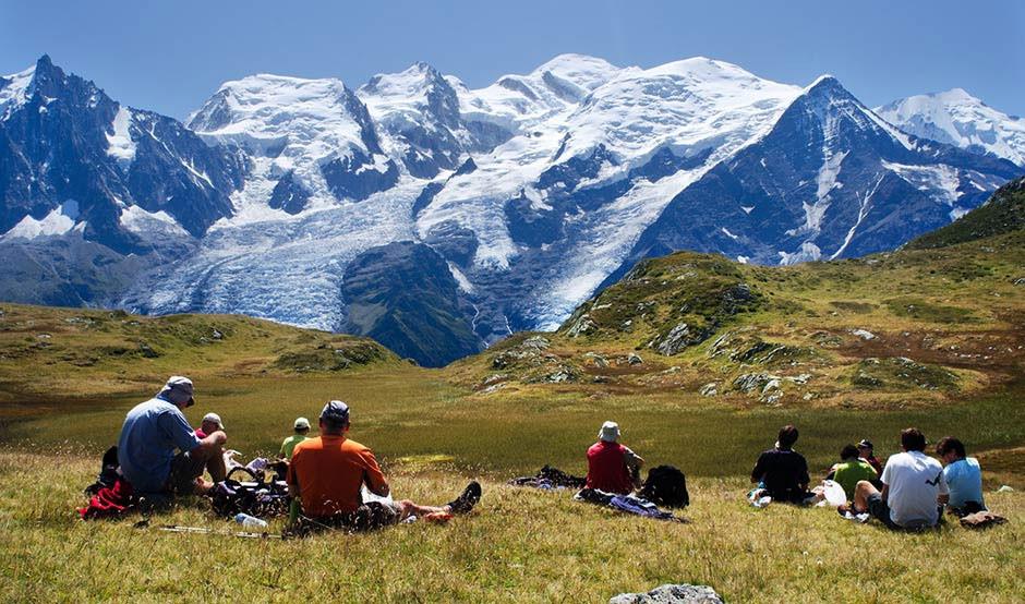 Adventure Base Climb Trek Ski Chamonix O Active Azur