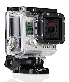 The GoPro HERO3