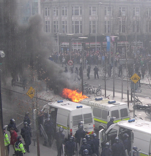 UK Riots...Coming this way soon!