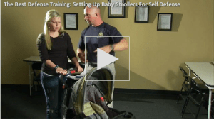 The Best Defense Training- Setting Up Baby Strollers For Self Defense - Down Range TV 2014-05-30 11-19-18