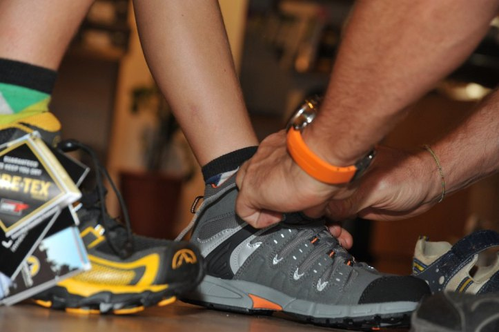 Active Shoes by Robi