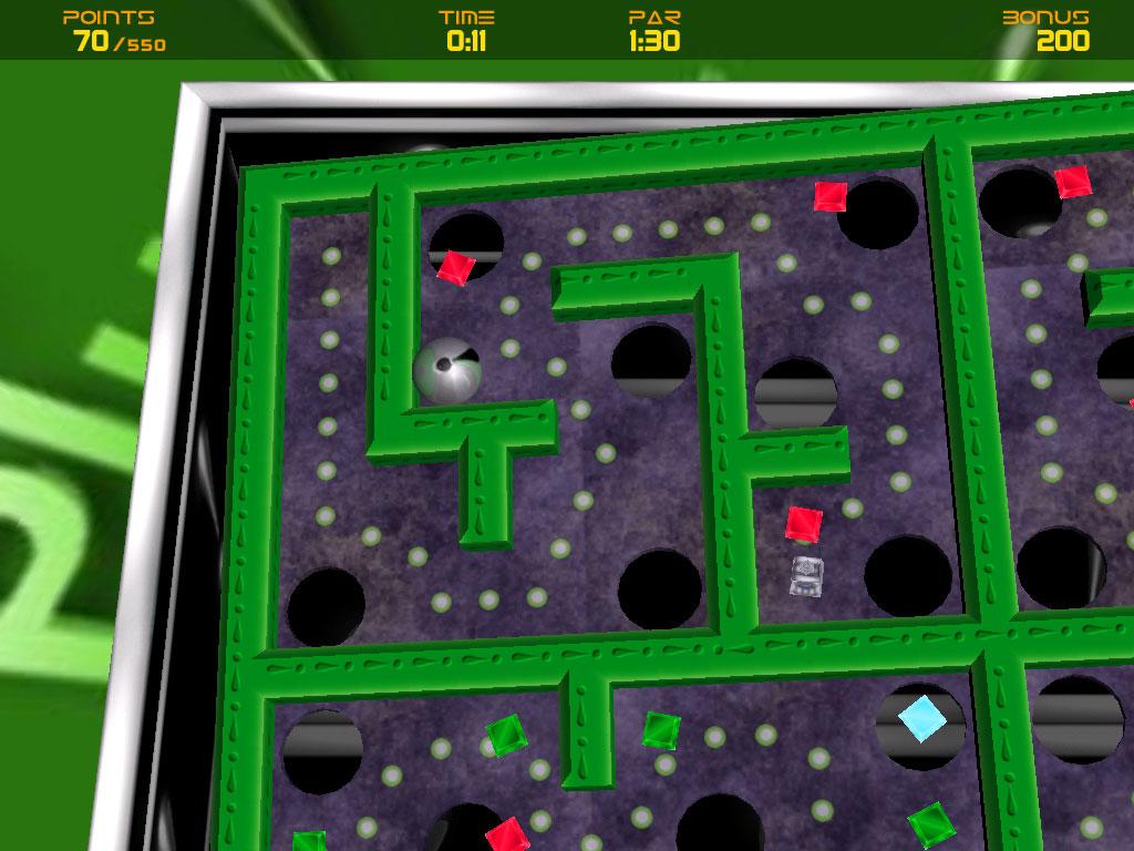 windows maze game