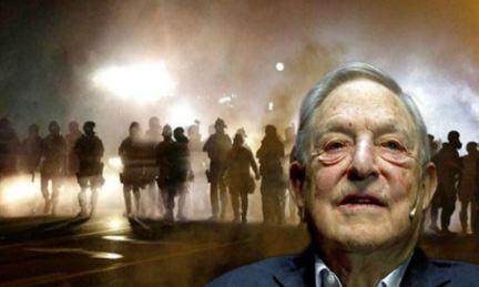 soros civil unrest