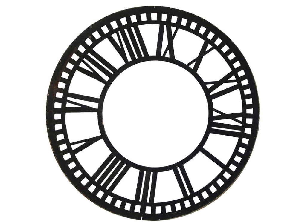 Blank Clock Template Printable Activity Shelter - clock face template