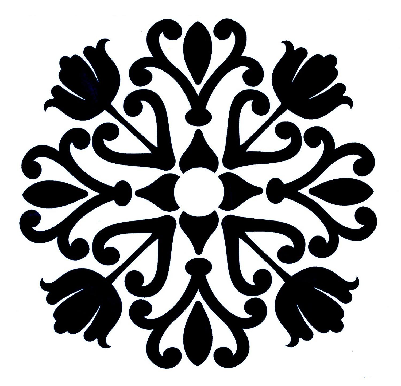 simple printable stencil designs