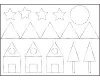 Free Shapes Worksheets | Activity Shelter