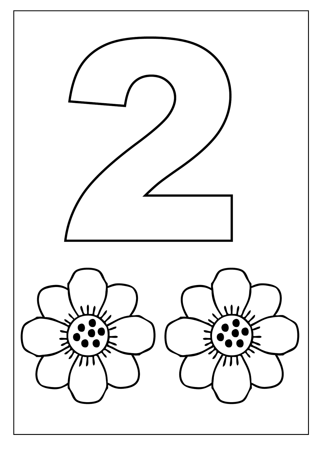 Coloring Pages 5 Year Olds