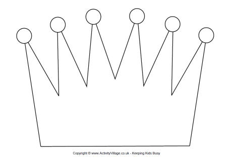 Crown Template 2 - crown template