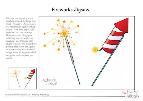 Fireworks Template