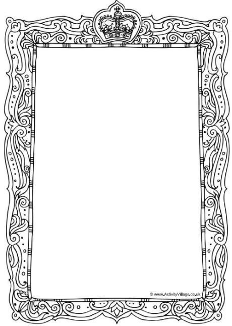 Free Printable Comic Book Templates! - Picklebumswriting frames