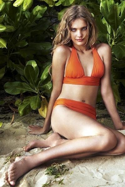 Girl Wallpapers Pics Natalia Vodianova Bikini Photos