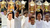 7ème trophée à Londres (=Sampras)