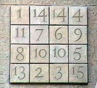 Cuadrado numérico