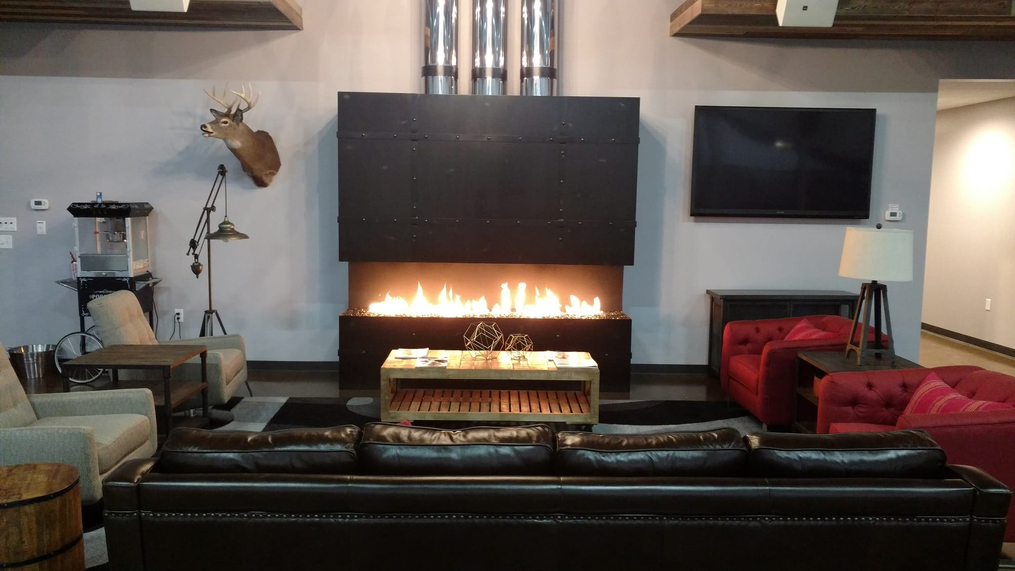 Gas Vs Wood Fireplace Pros And Cons Which Is Best For You