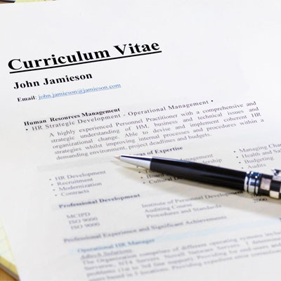 How to Write CV for Teaching Job in Easy Steps Format Content