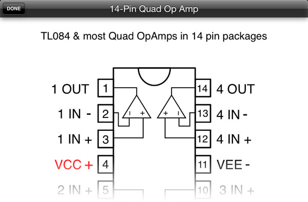 check out our opamp resistorcalculator
