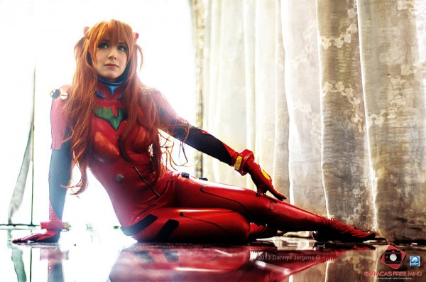 3d Wallpaper Maker App Getting An Evangelion Plugsuit Costume Right Is All About