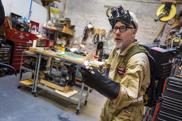 Japanese Samurai Girl Wallpaper Adam Savage S Ghostbuster Costume 171 Adafruit Industries
