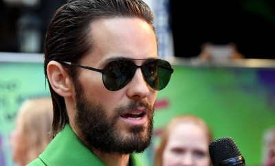 LONDON, ENGLAND - AUGUST 03:  Jared Leto attends the Suicide Squad European Premiere sponsored by Carrera on August 3, 2016 in London, England.  (Photo by Stuart C. Wilson/Getty Images for carrera) *** Local Caption *** Jared Leto