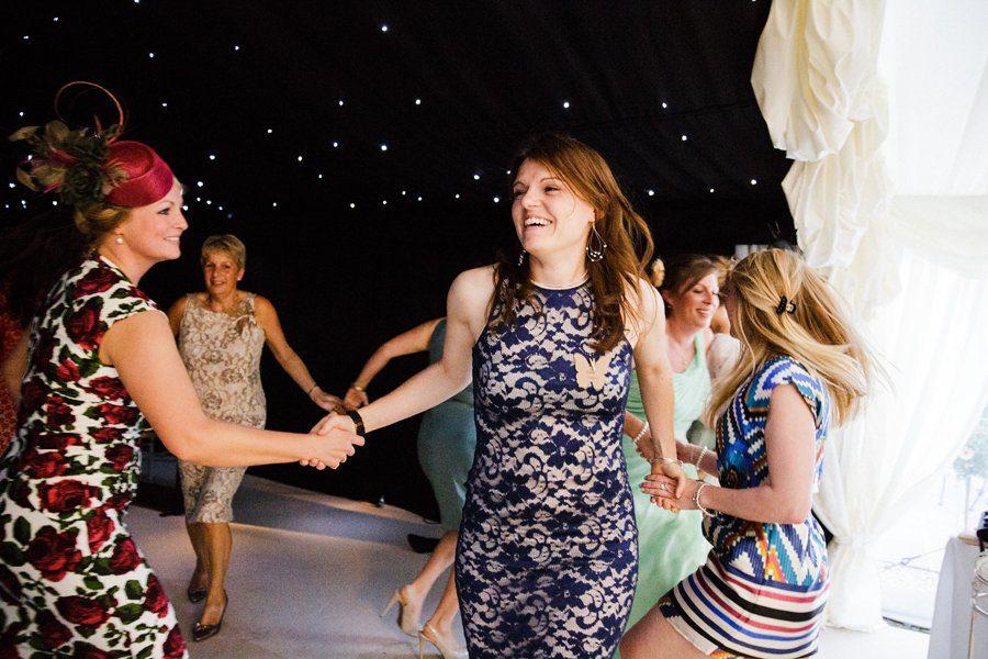 caleigh dancing wedding