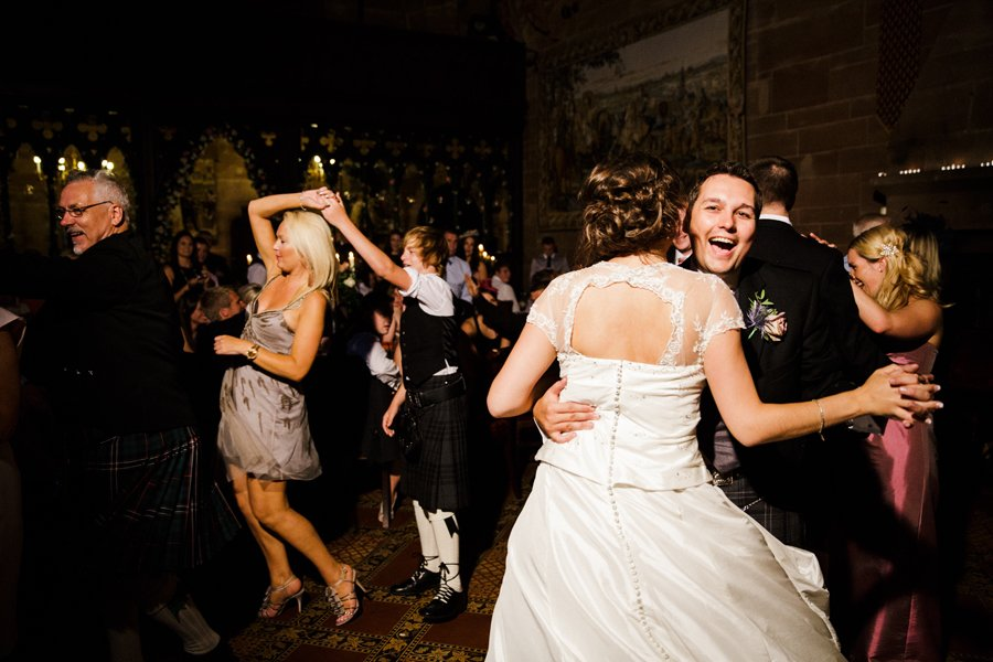 keeley dancing wedding