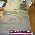 Stretch Aluminum Foil