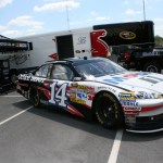 Mobil1 Race Car & Trailer