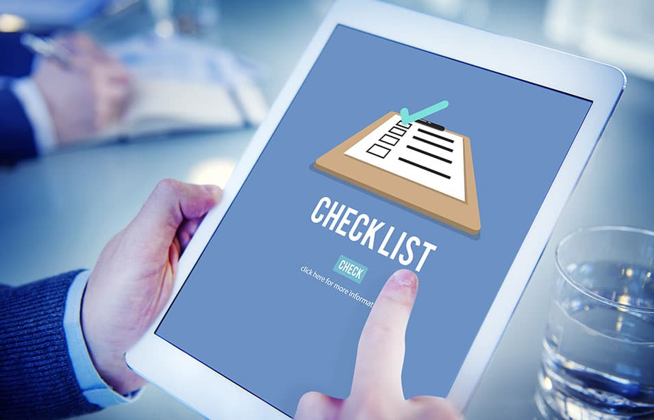 Checklist for Creating a Website - Advertising Avenue