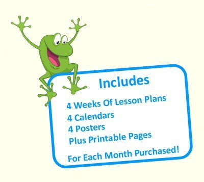 Preschool September Curriculum, Lesson Plans, Theme, Circle Time