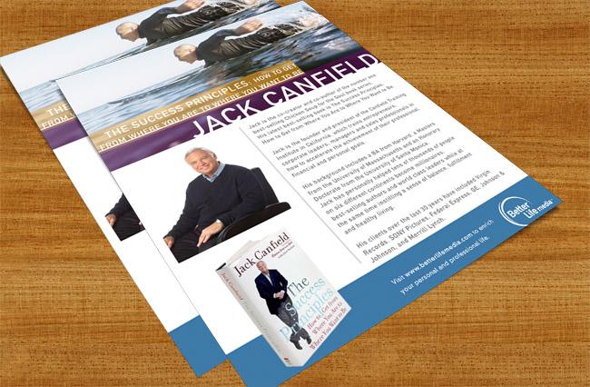 Book Sell Sheet Templates - Ideas  Designs - Adazing