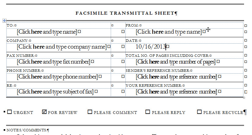 Using Fields in Microsoft Word - a Tutorial in the Intermediate